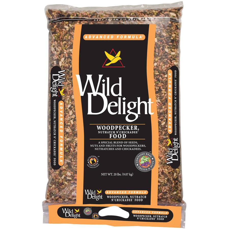 Wild Delight 36420 20 Lb Woodpecker Nuthatch N' Chickadee Food