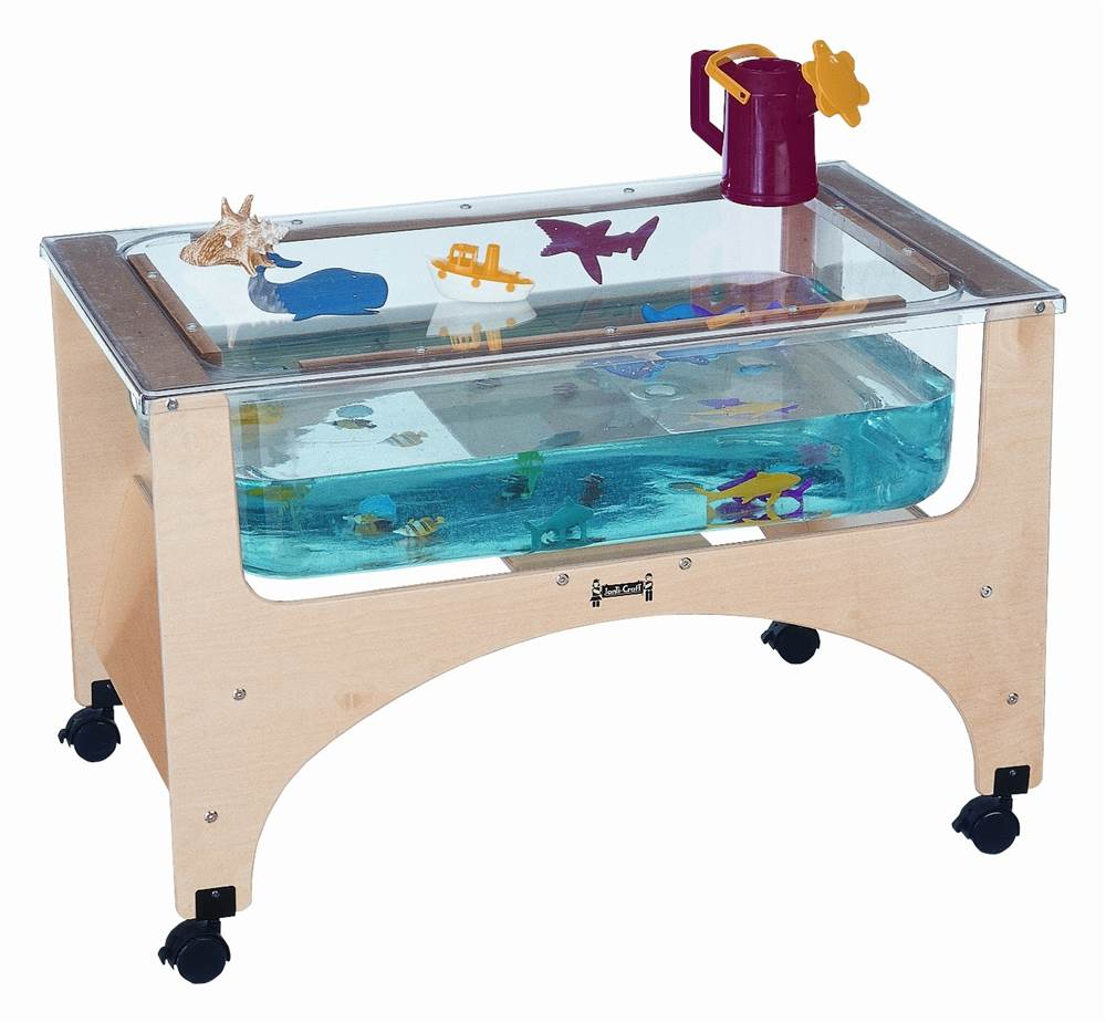 Jonti Craft See Thru Sensory Table