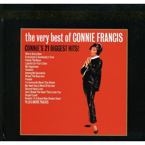 Connie Francis - Very Best of Connie Francis [CD]