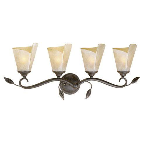 Vaxcel Lighting Capri 4-Light Vanity Light