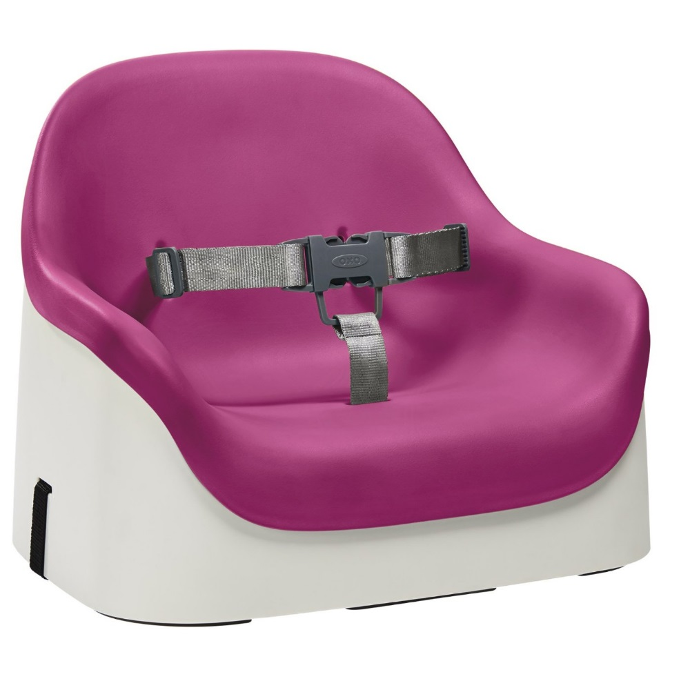 OXO Tot Nest Booster Seat with Straps - Pink