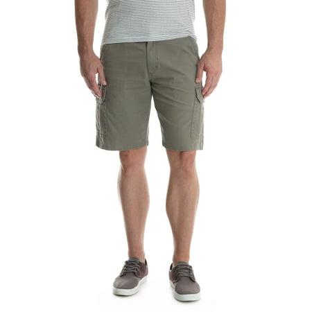 43f2711361 Wrangler - Men's Comfort Flex Twill Cargo Short - Walmart.com