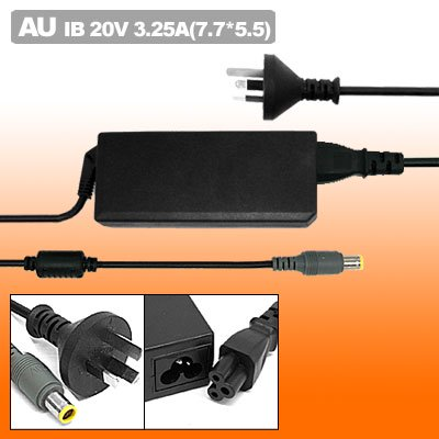 Laptop AC Adapter w AU Plug for IBM ThinkPad T60 New