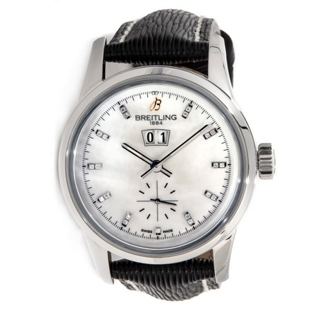 Pre-Owned Breitling Watch Transocean 38 A1631012/A765