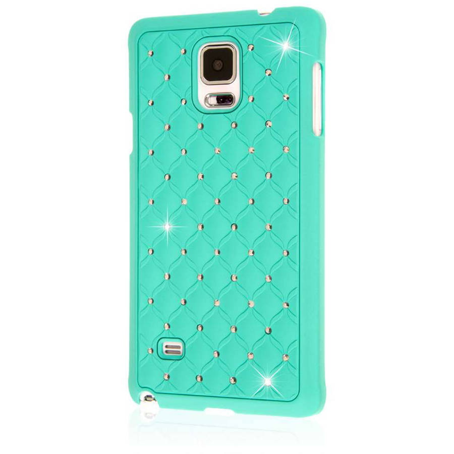 EMPIRE GLITZ Bling Accent Case for Samsung Galaxy Note 4