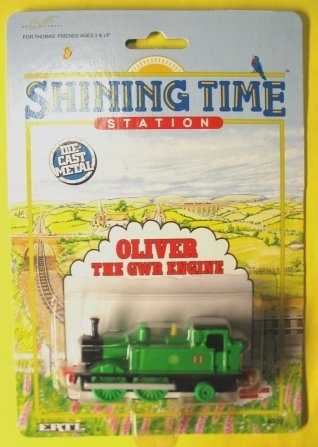 Thomas The Tank Engine: Oliver The GWR Engine by ERTL by