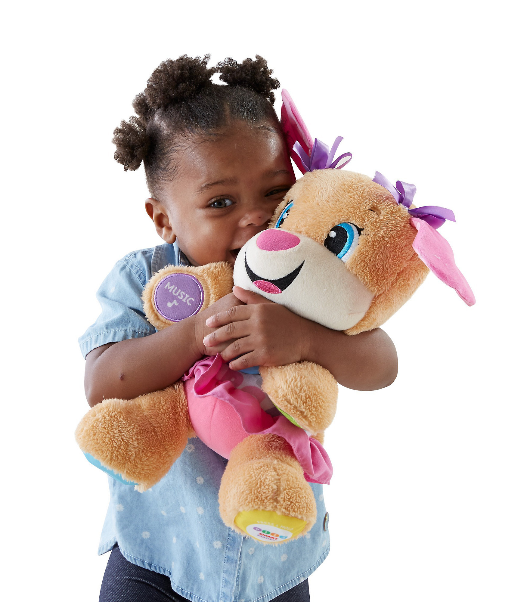 Fisher Price Laugh & Learn Smart Stages Sis by Fisher-Price