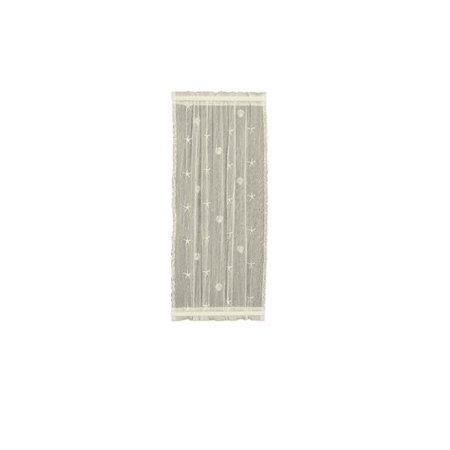 Highland Dunes Sagrario Sidelight Single Curtain Panel