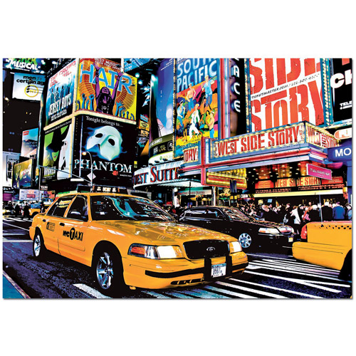 Educa Times Square Jigsaw Puzzle, 1000 Pieces