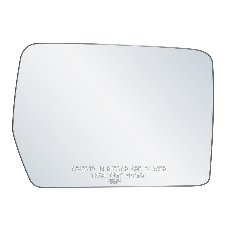 Exactafit 8615R Passenger Right Side Mirror Glass