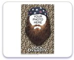 Duck Dynasty with Beard and Customer Photo Edible IMage Cake Topper by Bakery Crafts