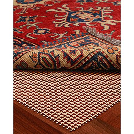NaturalAreaRugs Contemporary Eco Hold Rug Pad, Machine Made by Artisan Rug Makers, 100% Premium Plant Oil, Anti-Static, Durable, Stain Resistant, Eco/Environment-Friendly, (5 Feet x 8 Feet)