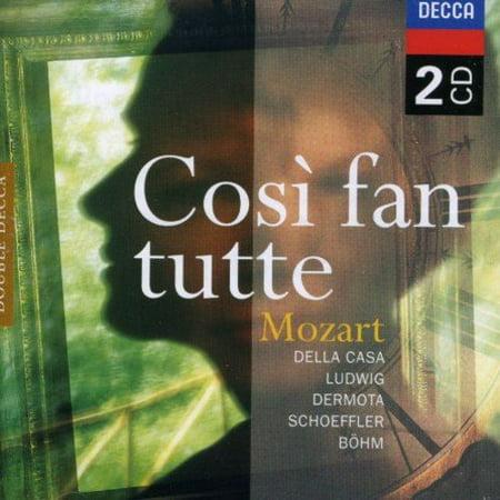 Mozart   Cosi Fan Tutte  Complete