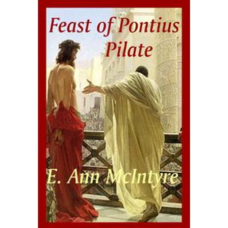 Feast of Pontius Pilate - - Pontius Pilate Costume