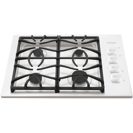 Gallery Series 30 In  Gas Cooktop – White