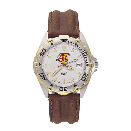 NCAA - Florida State Seminoles FS All Star Leather Watch