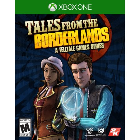 Image of Tales From The Borderland - Pre-Owned (Xbox One)