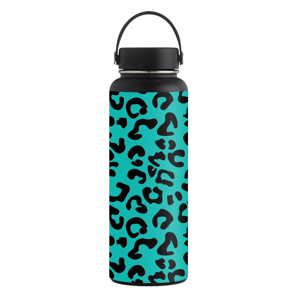 MightySkins Skin for Hydro Flask 21 oz. Standard Mouth - Aztec Deer | Protective, Durable, and Unique Vinyl Decal wrap cover | Easy To Apply, Remove, and Change Styles | Made in the USA