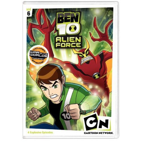 Ben 10 Alien Force: Volume Six (Widescreen)