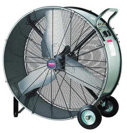 DAYTON Air Circulator,48 In,21,000 cfm,115V 6ALE4