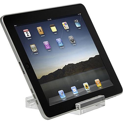 Targus Basic iPad Stand - Desktop stand - clear - for Apple iPad 1