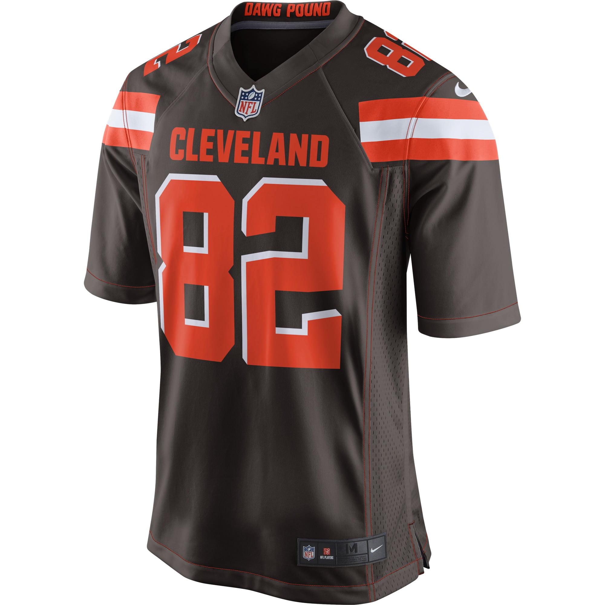 Gary Barnidge Cleveland Browns Nike Game Jersey - Brown