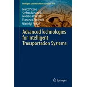 Advanced Technologies for Intelligent Transportation Systems - eBook