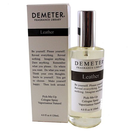 Leather Pick-me Up Cologne Spray 4.0 Oz / 120 Ml for Women by Demeter