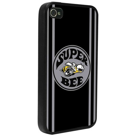 Dodge Automobile Company Gray Super Bee Stripes Cell Phone Case