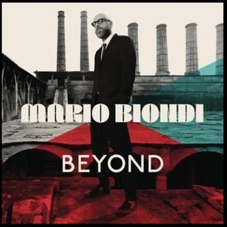 Beyond (2015) by Mario Biondi Audio CD - image 1 of 1