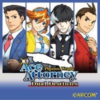 Phoenix Wright Ace Attorney Dual Destinies, Nintendo, Nintendo 3DS, [Digital Download], 0004549668150