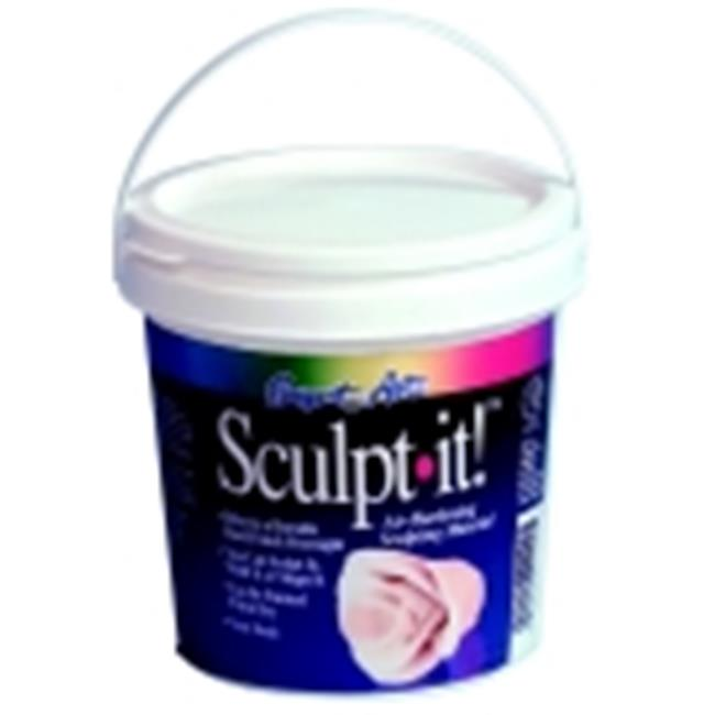 Sargent Art Sculpt It Air-Dry Non-Toxic Sculpting Material - 10 Lbs. - White