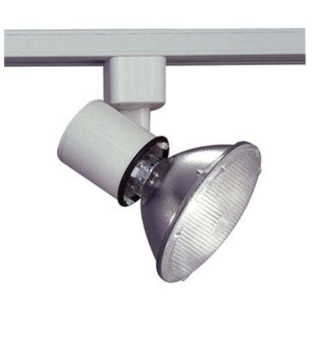 Comet-I Track Lighting Lamp Holder-Finish:White by PLC Lighting