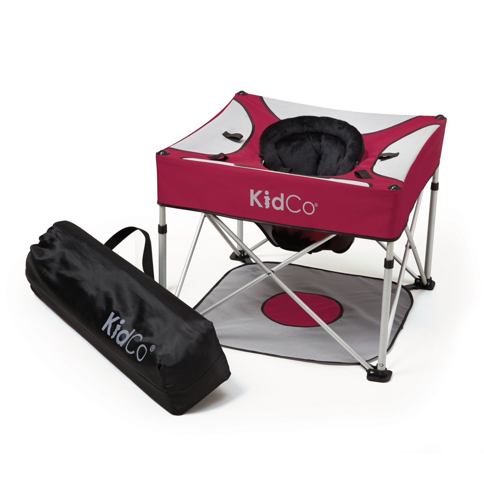 KidCo Go-Pod Plus, Cranberry