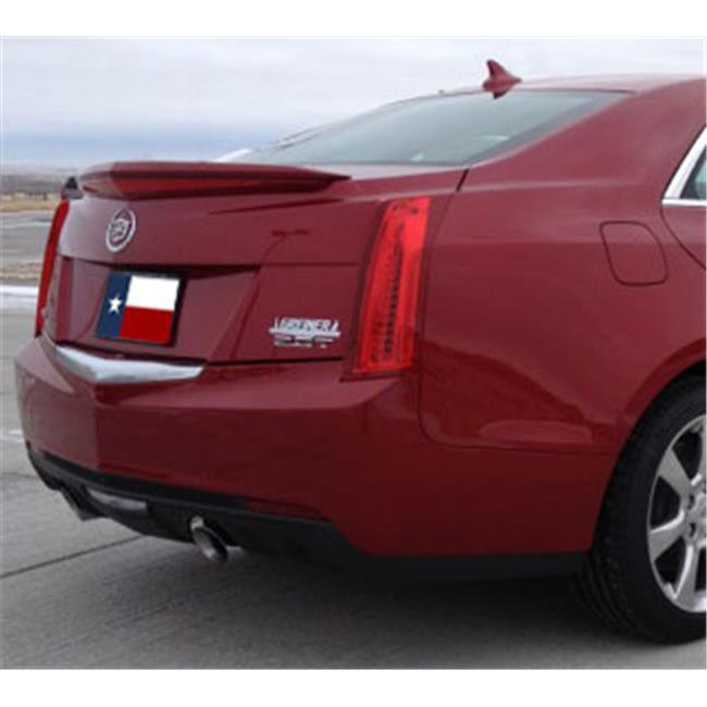 Elite Spoilers Elite ABS356A-Primer Cadillac ATS Flush Mo...