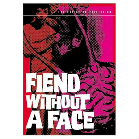 Smiley Face Movie Horror (Fiend Without a Face (Criterion Collection))