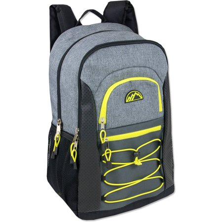 19 Inch Deluxe Bungee Backpack