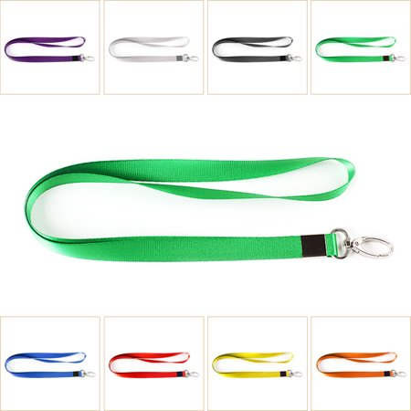 CUH Neck Strap for all Kinds of Student ID Cards Badge Holder Lanyard School Office (Id Card Holder Lanyard)