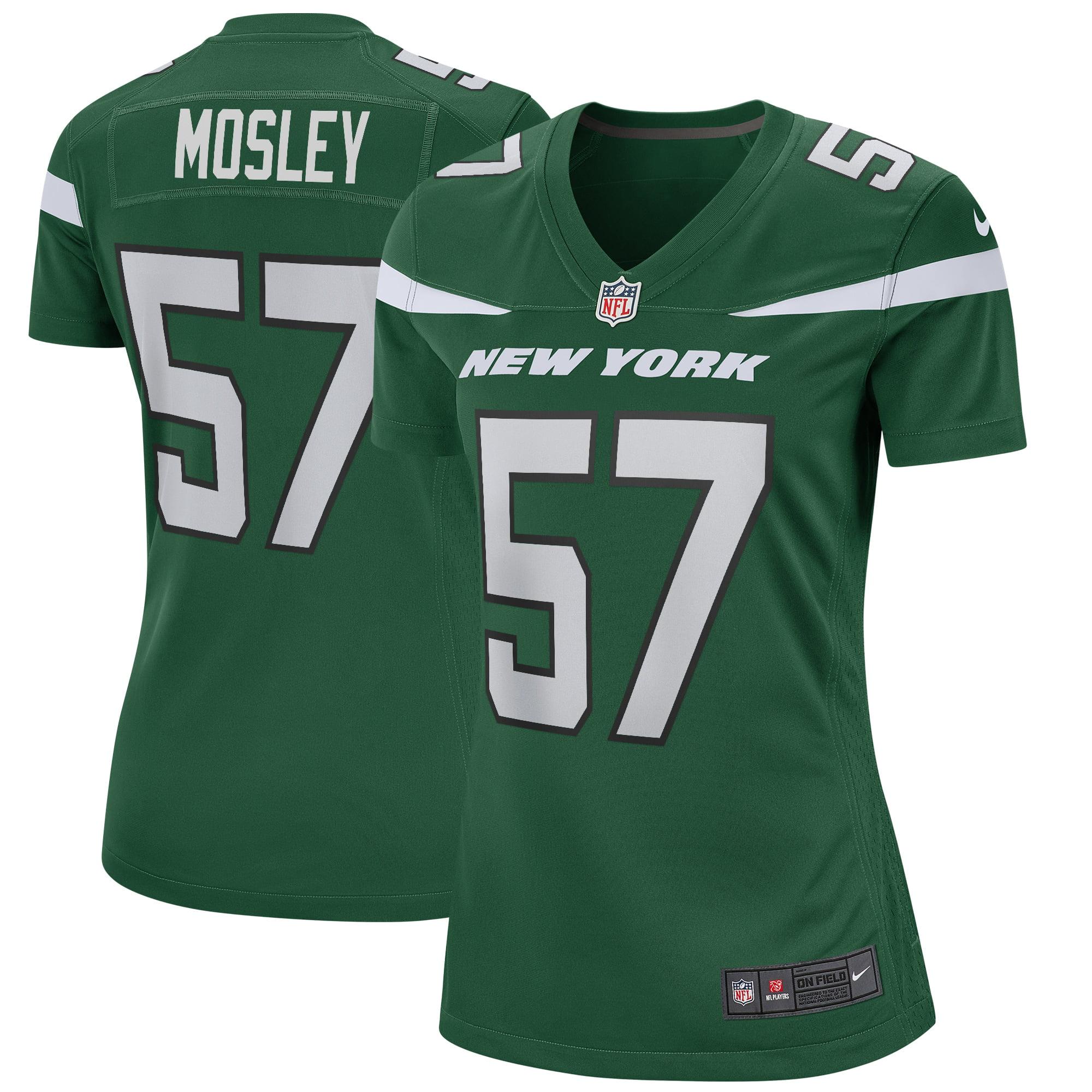 C.J. Mosley New York Jets Nike Women's Game Player Jersey - Gotham Green - Walmart.com