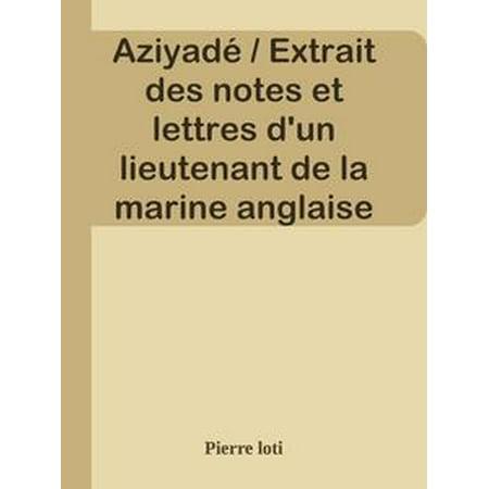 Aziyadé / Extrait des notes et lettres d'un lieutenant de la marine anglaise entré au service de la Turquie le 10 mai 1876 tué dans les murs de Kars, le - Le 31 Octobre Halloween