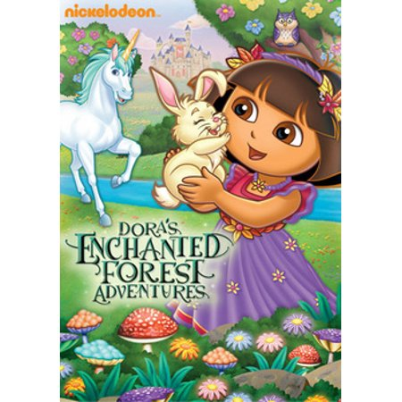 Dora The Explorer: Dora's Enchanted Forest Adventures - Enchanted Forest Theme Party