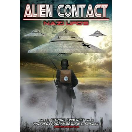 Alien Contact: Nazi Ufos (DVD) ()