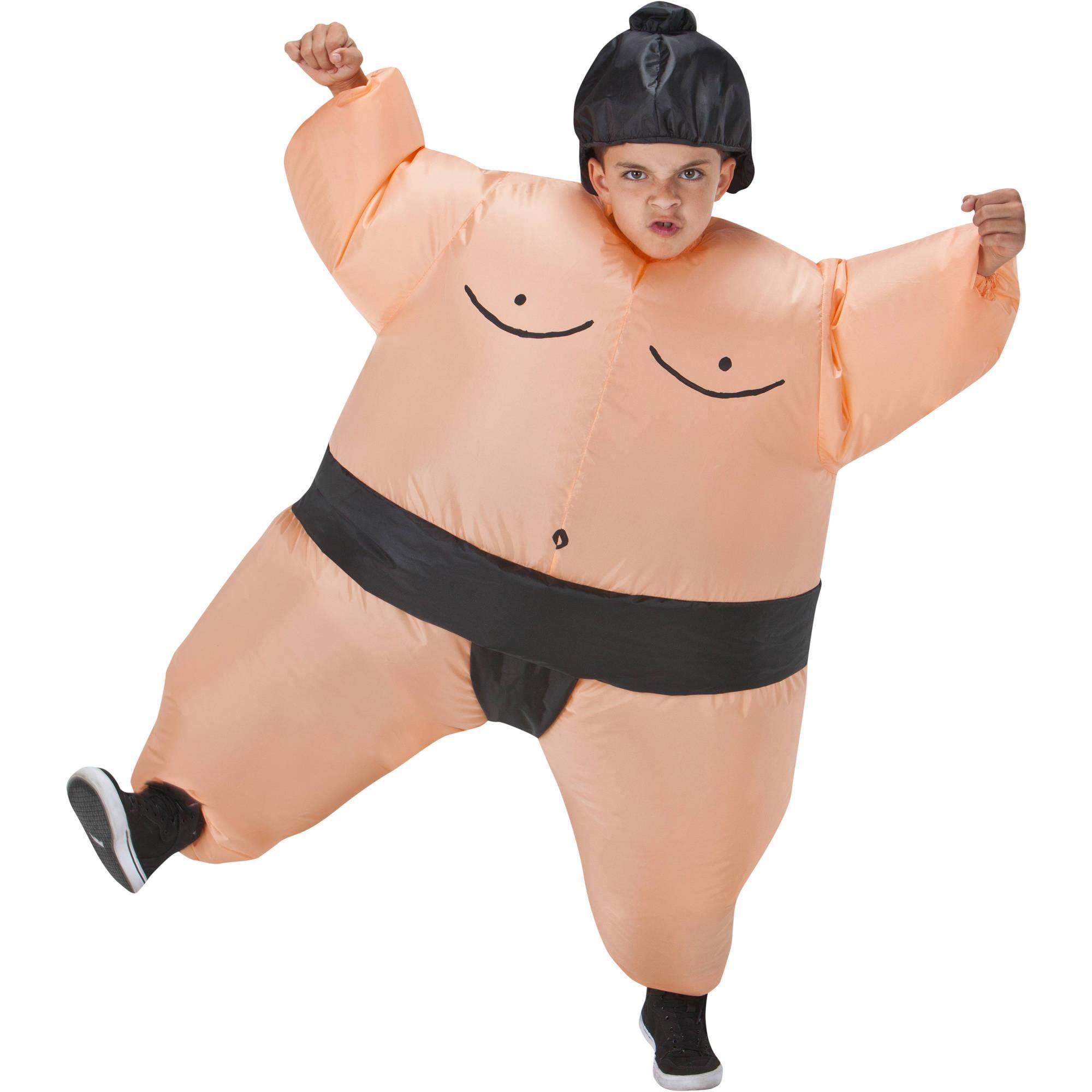 Sumo Inflatable Child Halloween Costume