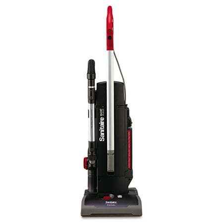 Sanitaire Quiet Clean 2 Motor Upright Vacuum, Red
