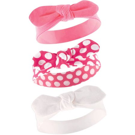Baby Girl Headbands, 3-Pack