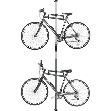 Ceiling Bike Rack >> Stoneman Sports Q Rak Ii Floor To Ceiling Bike Rack Walmart Com