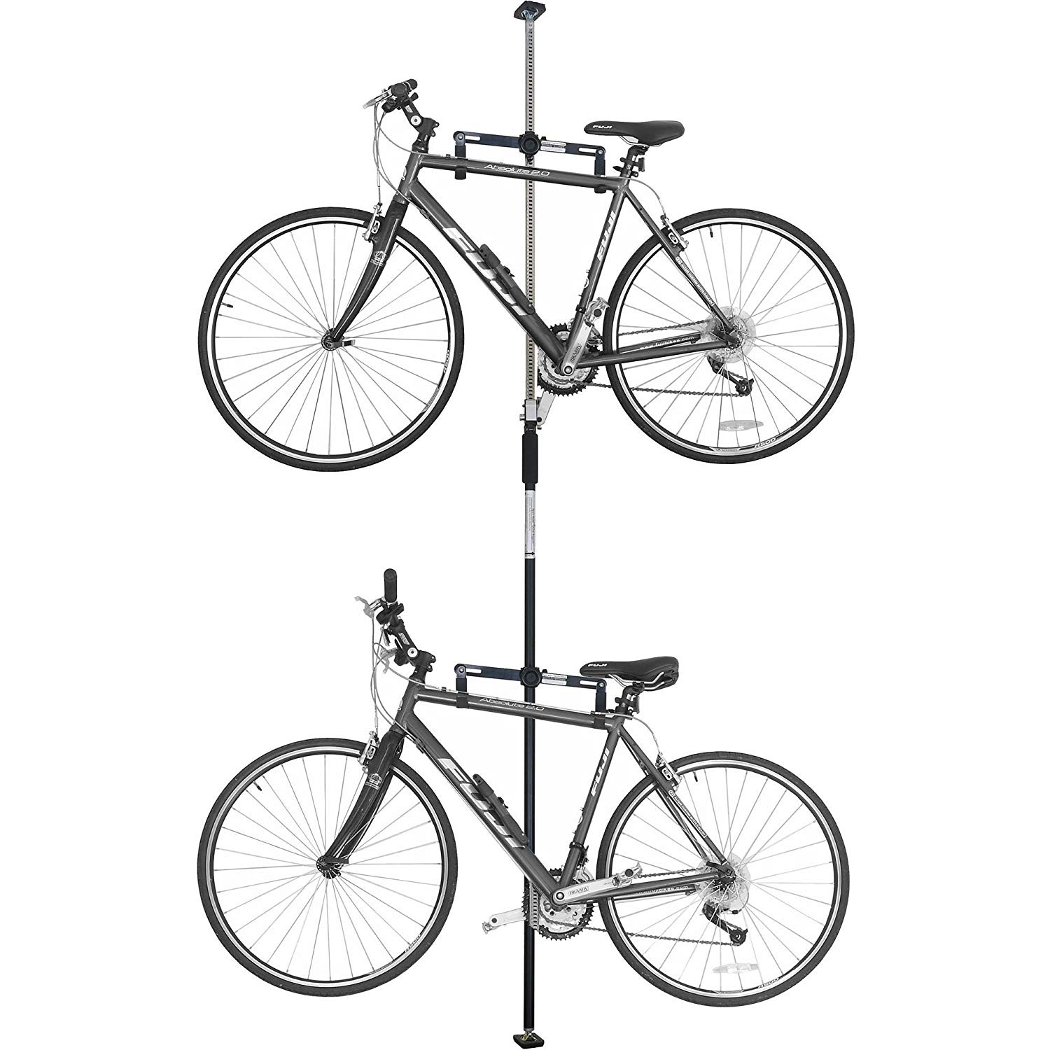 Stoneman Sports Q-Rak II Floor To Ceiling Bike Rack