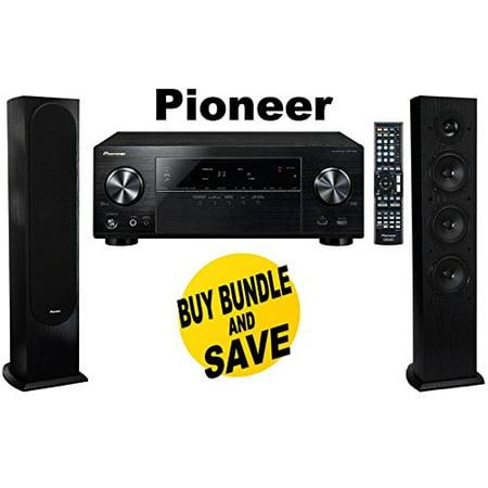 Pioneer Vsx 1024 7 2 Channel Network A V Receiver Black
