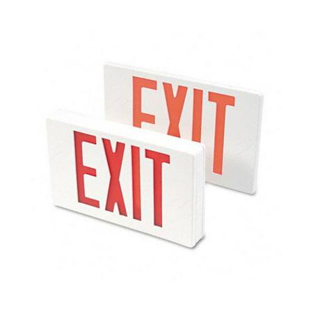 Tatco Signs - TATCO                                              Led Exit Sign