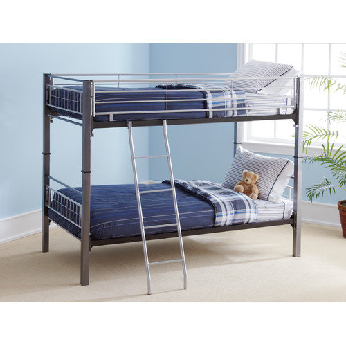 Welton USA Murphy Twin Over Twin Bunk Bed